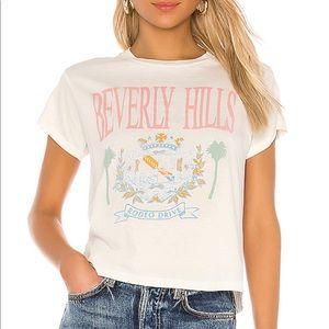 Beverly Hills daydreamer tee NWT